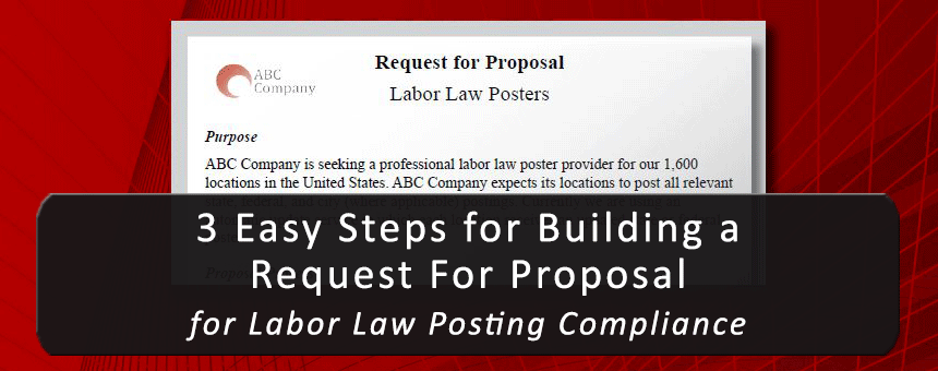 GovDocs Labor Law Poster Compliance